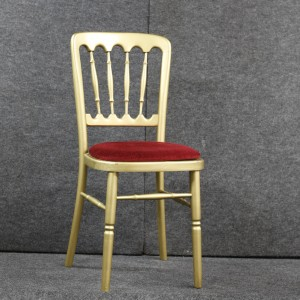 Cheltenham Gold Chair