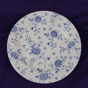 Prague Rose Dinner Plate