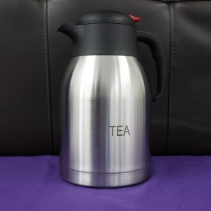 Stainless Steel Thermos Teapot