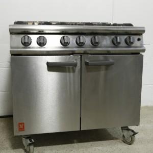 LPG 6 Burner Cooker