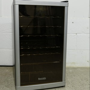 Single Glass Fronted Wine Chiller